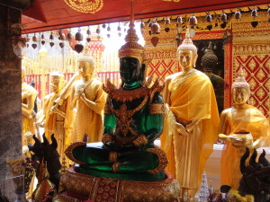 The emerald Buddha