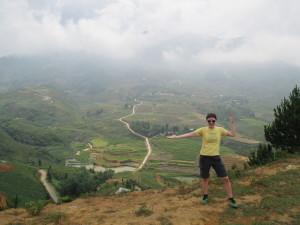 I'm trekking!
