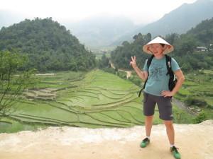 Yep, I'm in Asia!