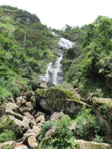 Silver Waterfall.
