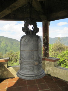 A bell in the observation tower...why not?