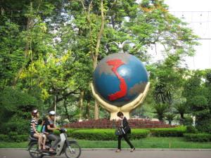Vietnam = peace!